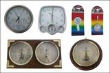 √ Барометры и термометры