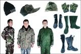 √ Туристическая и охотничья одежда