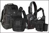 Рюкзаки и сумки полицейские