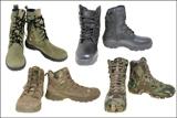 √ Берцы и другая военная обувь