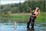 √ Обувь, одежда для рыбалки