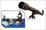 √ Микроскопы и телескопы