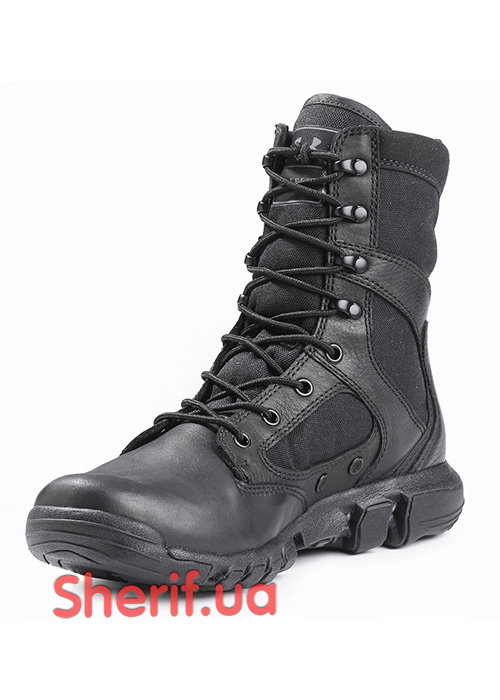 Ботинки Under Armour Alegent Tactical Boots Black