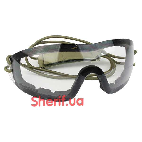 Очки Swiss Eye Infantry Clear frameless (2370.05.54)