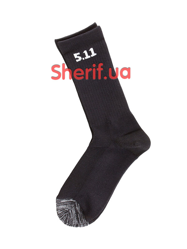 Носки 5.11 socks 3-pack 6 Black 50078