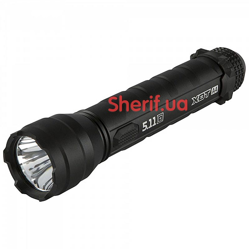 Фонарь 5.11 XBT A4 Flashlight Black