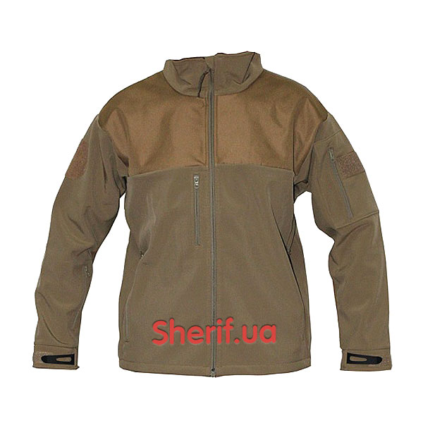 Ветровка Emerson Rangers Reload Soft Shell Coyote brown