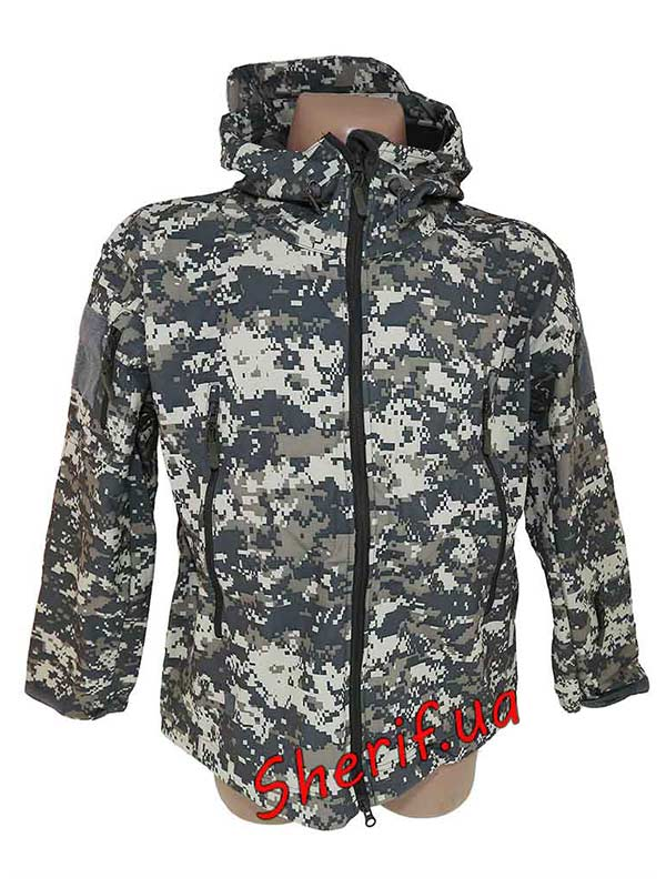 Куртка ML-Tactic Soft Shell ACU
