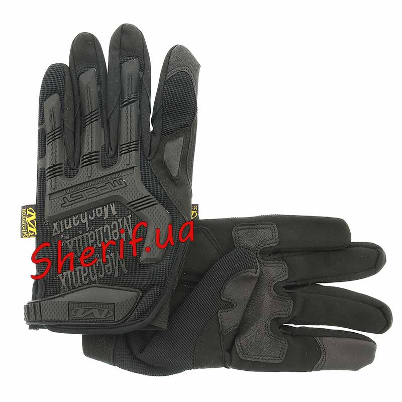 Перчатки Mechanix Wear M-Pact FF Black