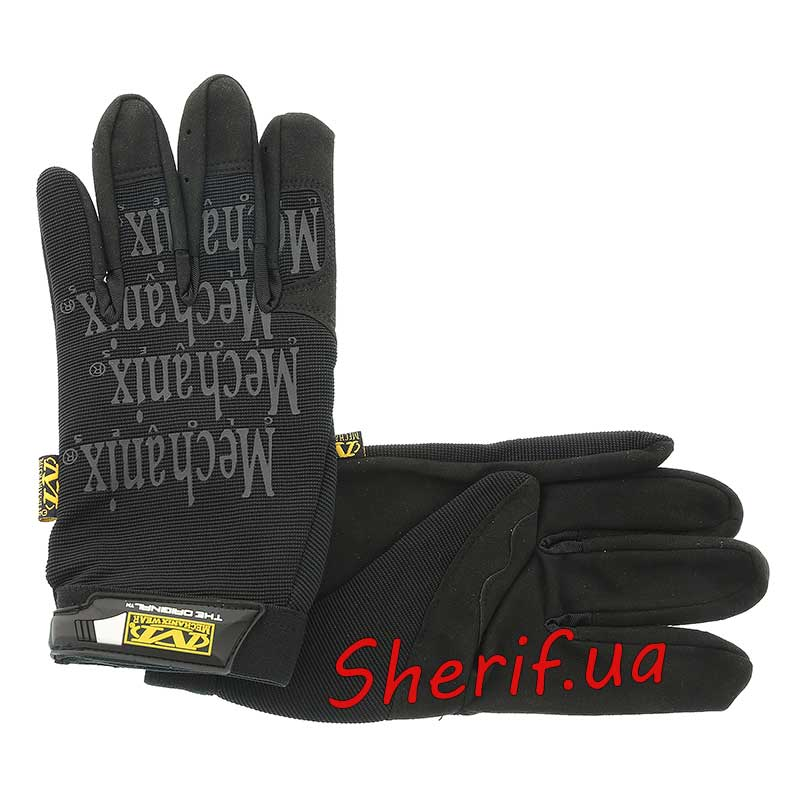 Перчатки Mechanix Wear FF Black