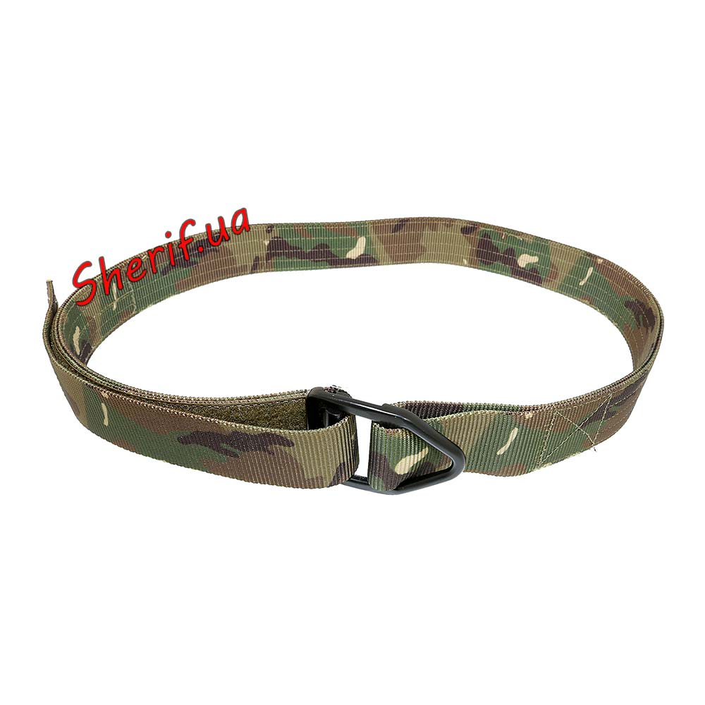Ремень тактич. TMC Instructor Wilderness Nylon Belt Multicam