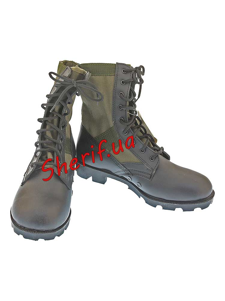 Берцы MIL-TEC US Jungle Panama Tropical Boots Olive