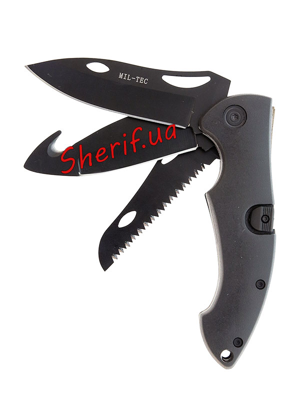 Нож MIL-TEC Pocket Knife With Lock Black