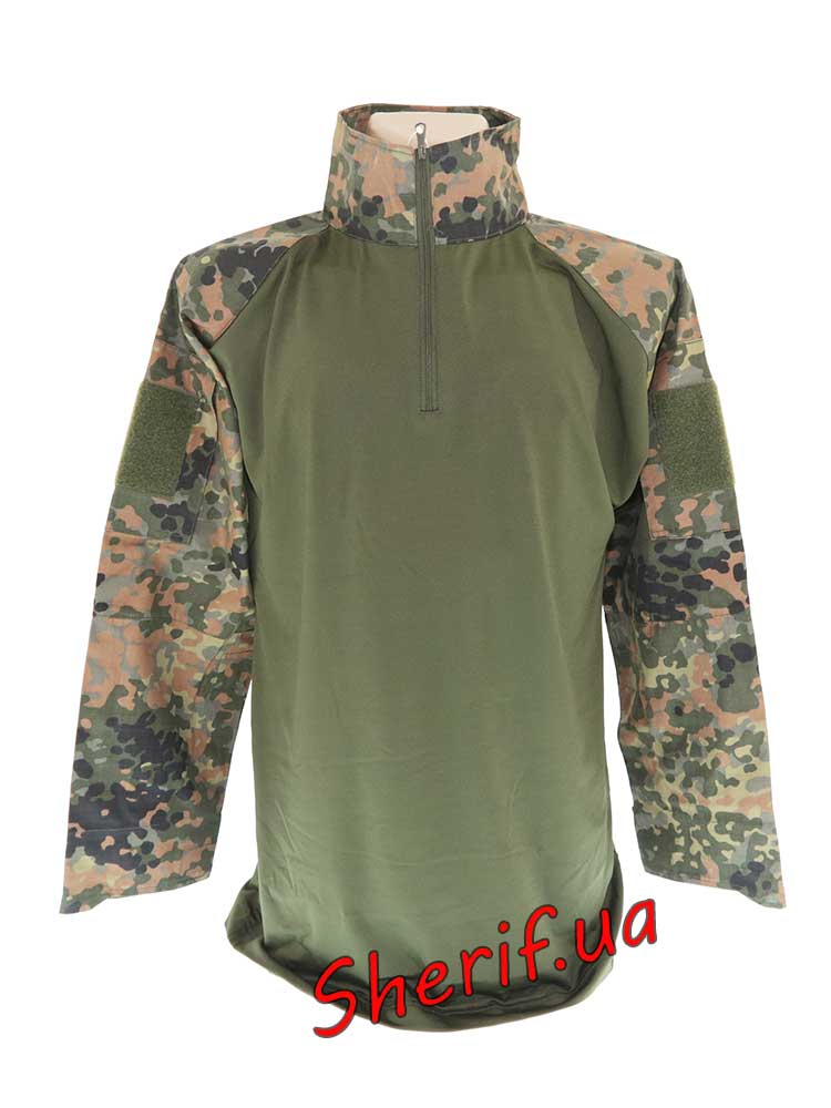 Рубашка MIL-TEC тактическая Warrior Flecktarn