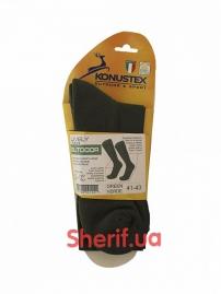 Носки Konustex Green 00155