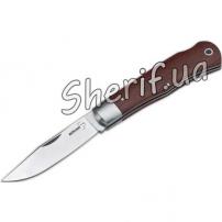 Нож BOKER PLUS LOCKBACK BUBINGA 01BO185