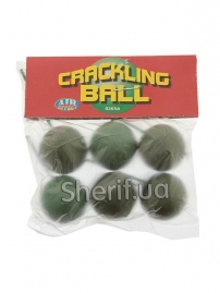 Трещащие шарики Cracling Ball 0205A (1уп-6шт)