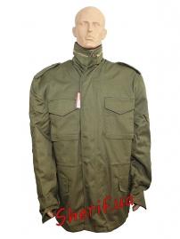 Куртка Max Fuchs М65 с подкладкой Olive