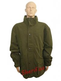 Куртка Max Fuchs водонепроницаемая Olive (трикотаж)