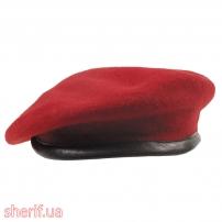 Берет MFH Commando Red