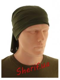 Мультифункциональный шарф Max Fuchs BUFF Olive-4