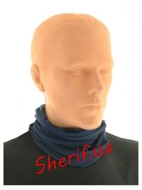 Мультифункциональный шарф Max Fuchs BUFF Blue-3