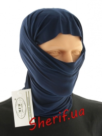 10173G Мультифункциональный шарф Max Fuchs BUFF Blue