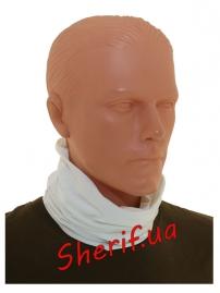 Мультифункциональный шарф Max Fuchs BUFF White-3
