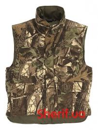 Жилет MIL-TEC Ranger с подкладкой Hunting Camo