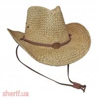 Шляпа соломенная с полями (Max Fuchs)
