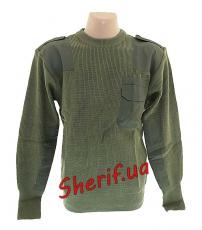 Пуловер MIL-TEC BW акриловый Olive