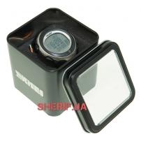 Часы Skmei 1080 Black-White BOX с термометром