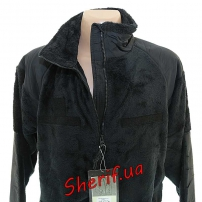 10857102 Флисовая куртка MIL-TEC GENIII Black-5