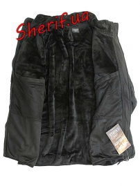 10857102 Флисовая куртка MIL-TEC GENIII Black-4