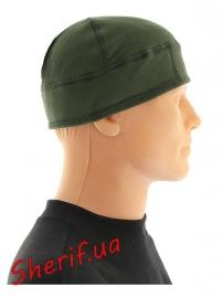 Шапка флисовая Max Fuchs BW Olive-2