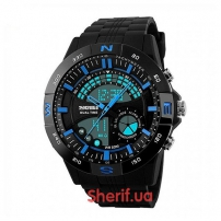 Часы Skmei 1110 Black/Blue