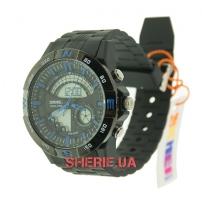 Часы Skmei 1110 Black-Blue BOX