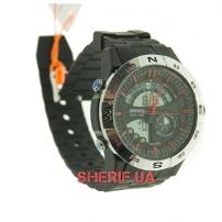 Часы Skmei 1110 Steel-Red BOX