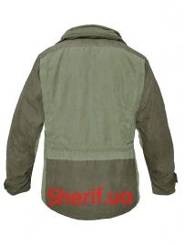 Парка охотничья MIL-TEC с флисовой подкладкой Green-2