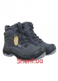 Ботинки MIL-TEC Work Boots 8 Black 1