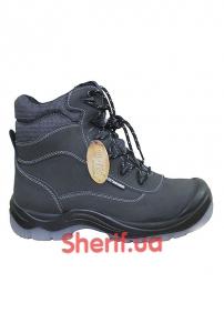 Ботинки MIL-TEC Work Boots 8 Black 3