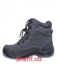 Ботинки MIL-TEC Work Boots 8 Black 4