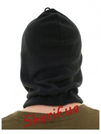 Балаклава флисовая Black, 12110002-3