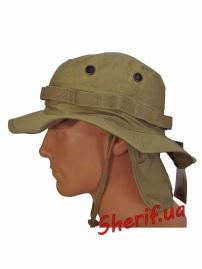 Панама MIL-TEC  брит. спецназа с защитой шеи Coyote, 12326105 2