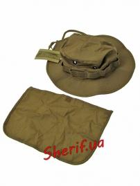 Панама MIL-TEC  брит. спецназа с защитой шеи Coyote, 12326105 4