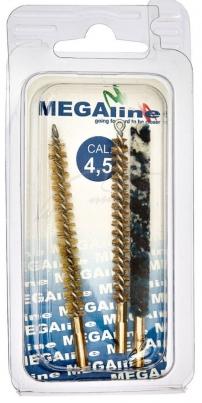Набор ершей MEGAline 4,5 мм Латунь/нейлон/шерсть
