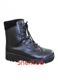 Ботинки MIL-TEC TACTICAL STIEFEL LEDER Black 2