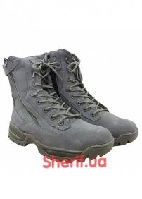 Ботинки MIL-TEC TACTICAL BOOT TWO-ZIP FG