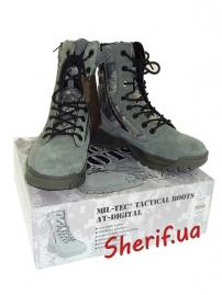 Ботинки тактические MIL-TEC 2 молнии AT-Digital
