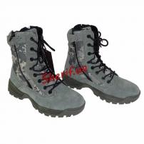 Ботинки тактические MIL-TEC 2 молнии AT-Digital, 12822270 2